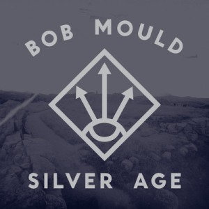 "Capa do disco ""Silver Age"" por Bob Mould"