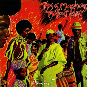 The Last Poets - This Is Madness