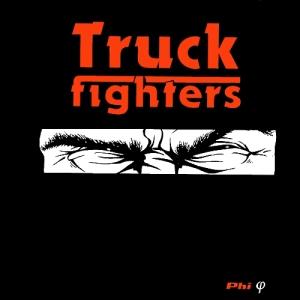 truckfighers Phi album cover